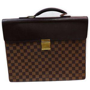 Authentic Louis Vuitton Business Bag Alton